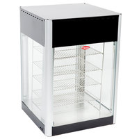 Hatco FDWD-1X Flav-R-Fresh Humidified Impulse Hot Food Display Cabinet With 4 Shelf Stationary Rack