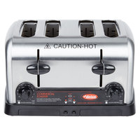 Hatco TPT-208 4 Slice Commercial Toaster - 1 1/4 inch Slots, 208V