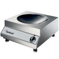 Garland GI-SH/WO 5000 Countertop Induction Wok Range - 208V, 3 Phase, 5 kW