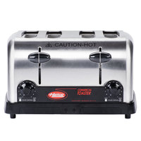 Hatco TPT-120 4 Slice Commercial Toaster - 1 1/2 inch Slots, 120V