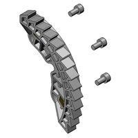 T&S 017897-45 Medium Rack Kit for Hose Reels