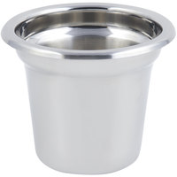 Bon Chef 5225 18 oz. Stainless Steel Condiment Pot