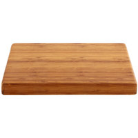 Elite Global Solutions M1061 Fo Bwa Rectangular Faux Bamboo Melamine Modular Riser - 10 inch x 6 inch x 1 inch