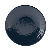 Elite Global Solutions D9RR Pebble Creek Lapis-Colored 9 inch Round Plate - 6/Case