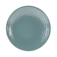 Elite Global Solutions D117RR Pebble Creek Abyss-Colored 11 7/8 inch Round Plate - 6/Case