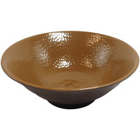 Elite Global Solutions D1010RR Pebble Creek Tapenade-Colored 55 oz. Bowl