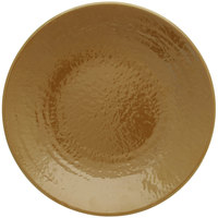 Elite Global Solutions D10RR Pebble Creek Tapenade-Colored 10 inch Round Plate - 6/Case