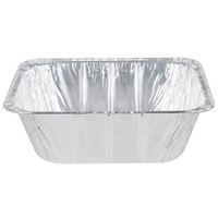 1/2 Size Foil 4 inch Extra Deep Steam Table Pan - 20/Pack