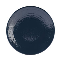 Elite Global Solutions D117RR Pebble Creek Lapis-Colored 11 7/8 inch Round Plate - 6/Case
