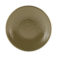 Elite Global Solutions D814RR Pebble Creek Lizard-Colored 8 1/4 inch Round Plate - 6/Case