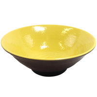Elite Global Solutions D1008RR Pebble Creek Olive Oil-Colored 40 oz. Bowl - 6/Case