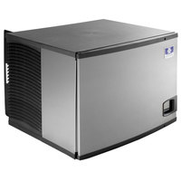 Manitowoc IY-0504A Indigo Series 30 inch Air Cooled Half Size Cube Ice Machine - 120V, 560 lb.