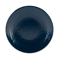 Elite Global Solutions D10RR Pebble Creek Lapis-Colored 10 inch Round Plate - 6/Case