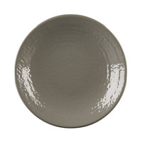Elite Global Solutions D814RR Pebble Creek Mushroom-Colored 8 1/4 inch Round Plate - 6/Case