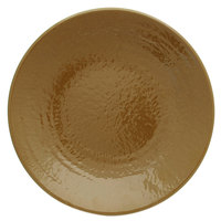 Elite Global Solutions D814RR Pebble Creek Tapenade-Colored 8 1/4 inch Round Plate