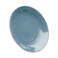 Elite Global Solutions D10RR Pebble Creek Abyss-Colored 10 inch Round Plate