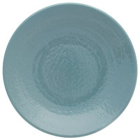 Elite Global Solutions D10RR Pebble Creek Abyss-Colored 10 inch Round Plate - 6/Case