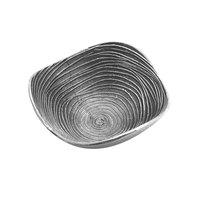 Elite Global Solutions ALS6 Savanna Spiral-Textured 6 5/8 inch Triangle Bowl