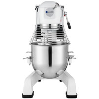 Eurodib M20 ETL 20 Qt. Commercial Planetary Stand Mixer - 110V, 1 1/2 hp