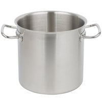 Vollrath 47720 Intrigue 6.5 Qt. Stainless Steel Stock Pot