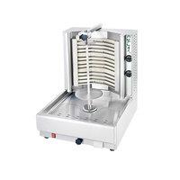 Visvardis DE2A 33 inch Electric Gyro Machine - 100 lb. Capacity