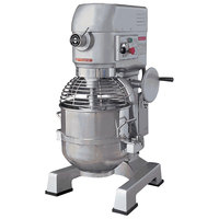 Eurodib M30 ETL 30 Qt. Commercial Planetary Floor Mixer - 110V, 2 hp