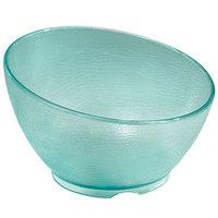 GET B-788-JA Cache 16 oz. Jade Polycarbonate Cascading Bowl   - 6/Case