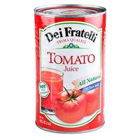 46 oz. Canned Tomato Juice - 12/Case