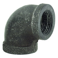 T&S AG-8E-FF Elbow with 1 inch NPT Female Connections for Gas Fixtures