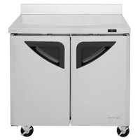 Turbo Air TWR-36SD Super Deluxe 36 inch Worktop Refrigerator