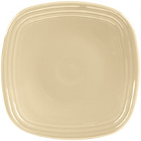 Homer Laughlin 921330 Fiesta Ivory 7 1/2 inch Square Salad Plate - 12/Case