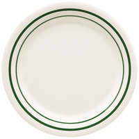 GET BF-060-EM Emerald 6 1/4 inch Plate - 48/Case
