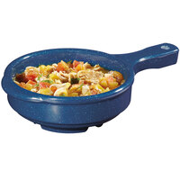 GET HSB-112-TB Texas Blue 12 oz. Bowl with Handle   - 24/Case