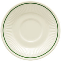 GET E-2-K Kingston 5 1/2 inch Saucer - 48/Case