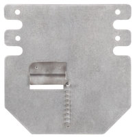 Nemco 55707-1-C Spiral Fry Face Plate for Nemco PowerKut PotatoKutters