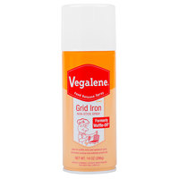 Vegalene 14 oz. Waffle-Off Grid Iron Release Spray   - 6/Case