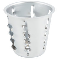 Vollrath 6013 3/8 inch Petite French Fry Cut King Kutter #3 Cone