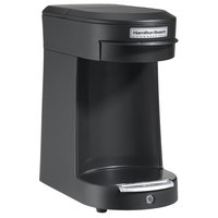 Hamilton Beach HDC200B Black Single Serving Pod Coffee Maker - 120V, 500W