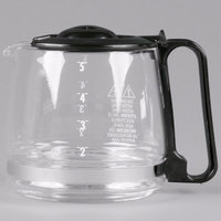 Hamilton Beach 88085C Glass 4 Cup Replacement Carafe