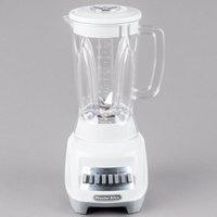 Proctor Silex 50124 White 48 oz. 10 Speed Blender