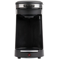 Hamilton Beach HDC200S Stainless Steel Single Serving Pod Coffee Maker - 120V, 500W