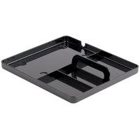 Hamilton Beach CT200B Black Compact Coffee Tray for HDC200B Coffee Maker - 6/Pack