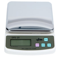 20 lb. / 9 kg. Compact Digital Scale