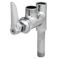 T&S B-0155-LN Pre-Rinse Add On Nozzle Base with Quarter Turn Eterna Cartridge and 5 inch Riser