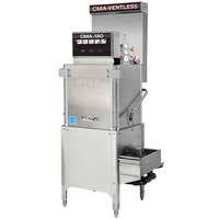 CMA Dishmachines CMA-180-VL Single Rack High Temperature Ventless 3-Door Dishwasher - 208/240V, 1 Phase