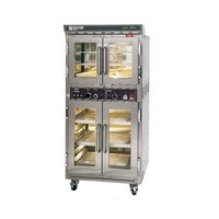 Doyon JAOP3 Double Deck Jet Air Electric Oven Proofer Combo - 11.5 kW