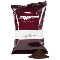 Ellis Mezzaroma 2.5 oz. City Roast Coffee Packet - 24/Case