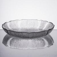 Arc Cardinal Arcoroc J0226 15 oz. Fleur Glass Soup / Deep Salad Plate / Bowl - 6/Pack