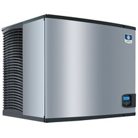 Manitowoc IY-0906W Indigo Series 30 inch Water Cooled Half Size Cube Ice Machine - 879 lb.
