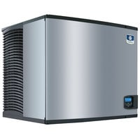 Manitowoc IY-0906A Indigo Series 30 inch Air Cooled Half Size Cube Ice Machine - 208V, 3 Phase, 901 lb.